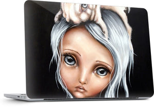 Bunny Couture Laptop Skin