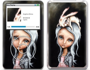 Bunny Couture iPod Skin