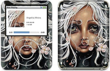 Water Lily iPod Skin
