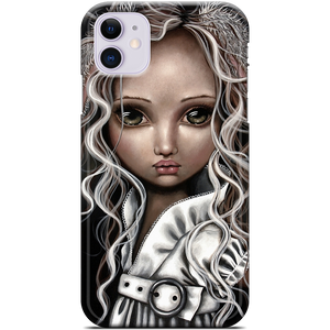 Timide Lapin iPhone Case