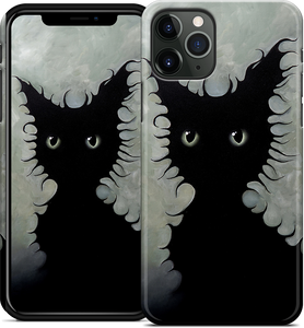 Necromancer iPhone Case