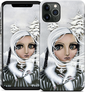 Eirwen iPhone Case