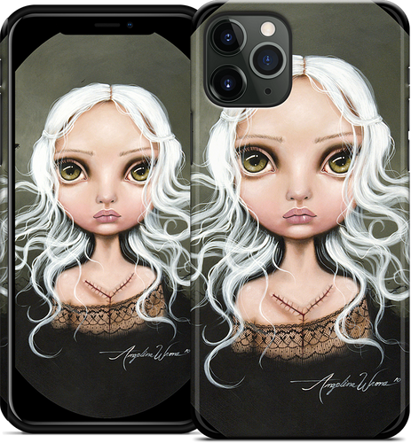 Jane Doe iPhone Case
