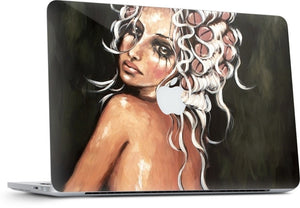 Doin' the Dishes Laptop Skin