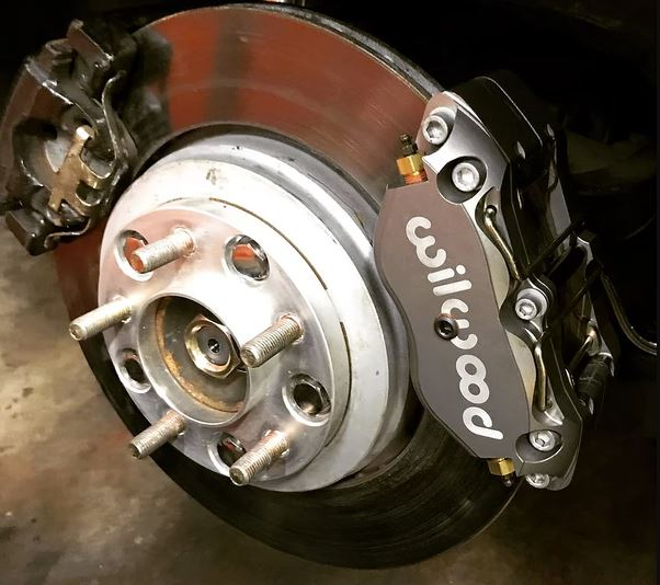 Upgrade from Single to Dual Brake Calipers for Better Control While Drifting