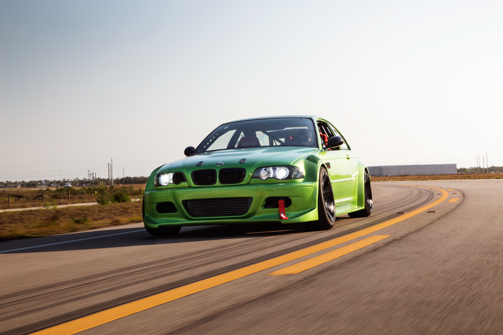 BMW PERFORMANCE MAG - ITS NOT EASY BEING GREEN