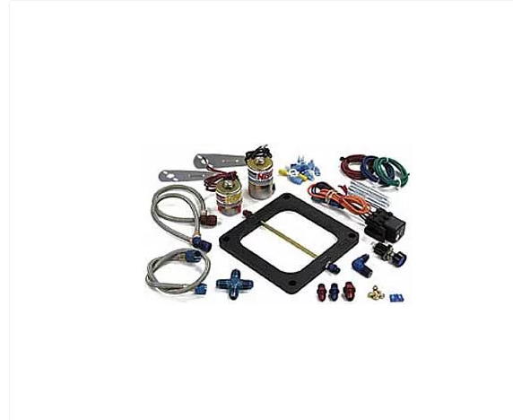 Nitrous Oxide System - NOS N.O.S. CONVERSION KIT TO DUAL (0062DDNOS)