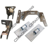 CXRACING - LS1 LS Engine T56 Transmission Mount Header Y Pipe Catback For BMW E36