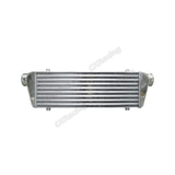 CXRACING - Universal Tube & Fin Turbo Intercooler For BMW E30 E36 (25.5x7x2.25)