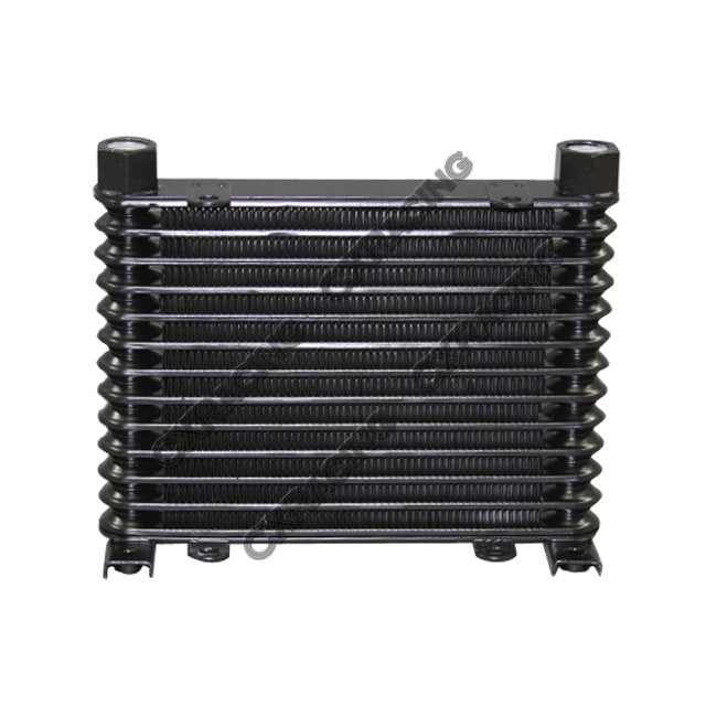 CXRacing - ALUMINUM OIL COOLER 13 ROWS, NPT 1/2