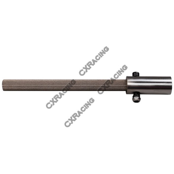 CXRacing - Power Steering Shaft Extension Rod For Mazda RX8 RX-8 Engine Swap (SS-PIP-RX8-STEERING)