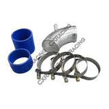 CXRacing - Air intake Throttle body pipe For BMW E30 Turbo 2.75""
