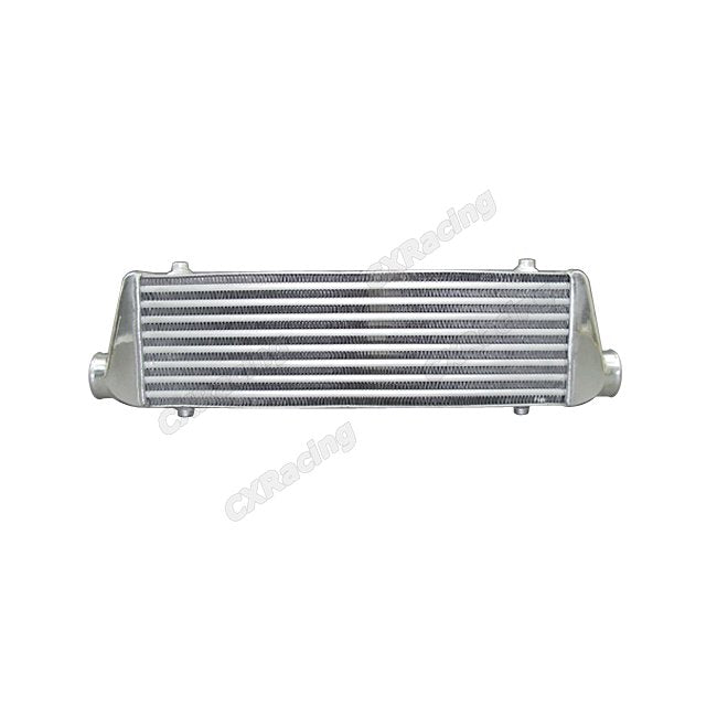 CXRacing - FMIC UNIVERSAL TUBE&FIN 28X7X2.5 INTERCOOLER FOR 7MGTE FORD MUSTANG MAZDA (IC-B715)