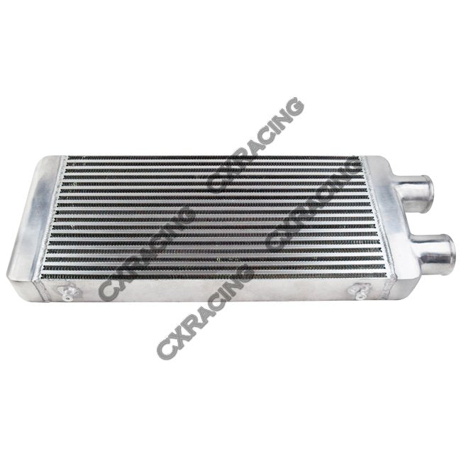 CXRacing - UNIVERSAL 1 SIDE INTERCOOLER 30X11.75X3 FOR MR2 ECLIPSE NEON (IC0021)