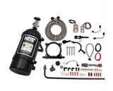 Nitrous Oxide System - NOS Wet Nitrous System for 2015-2017 Ford Mustang 5.0L Coyote [Black Bottle] (02126BNOS)