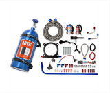 Nitrous Oxide System - NOS Wet Nitrous System for 2015-2017 Ford Mustang 5.0L Coyote [Blue Bottle] (02126NOS)