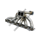 CXRacing - TURBO MANIFOLD DOWNPIPE KIT FOR 86-92 SUPRA 7MGTE MK3 (TRB-KIT-7MGTE-KIT)