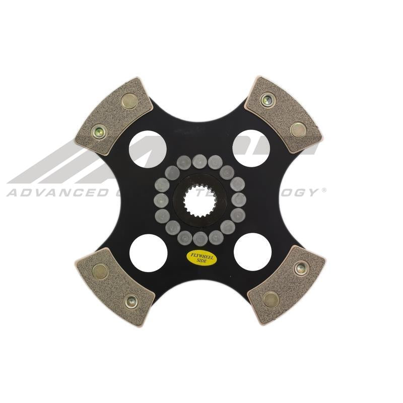 ACT - 4 Pad Rigid Race Disc (4236007) 1999-2005 | LEXUS IS200/300