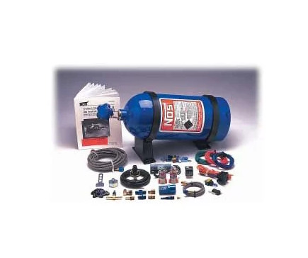 Nitrous Oxide System - NOS Sport Compact Nitrous System Wet System (05132)