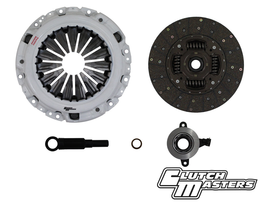 Clutch Masters - SINGLE DISC CLUTCH KITS FX100 (06052-HD00-H) 2009-2014 | Nissan 370Z