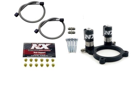 Nitrous Express -PLATE CONVER FORD 3.5/3.7 (NX952)