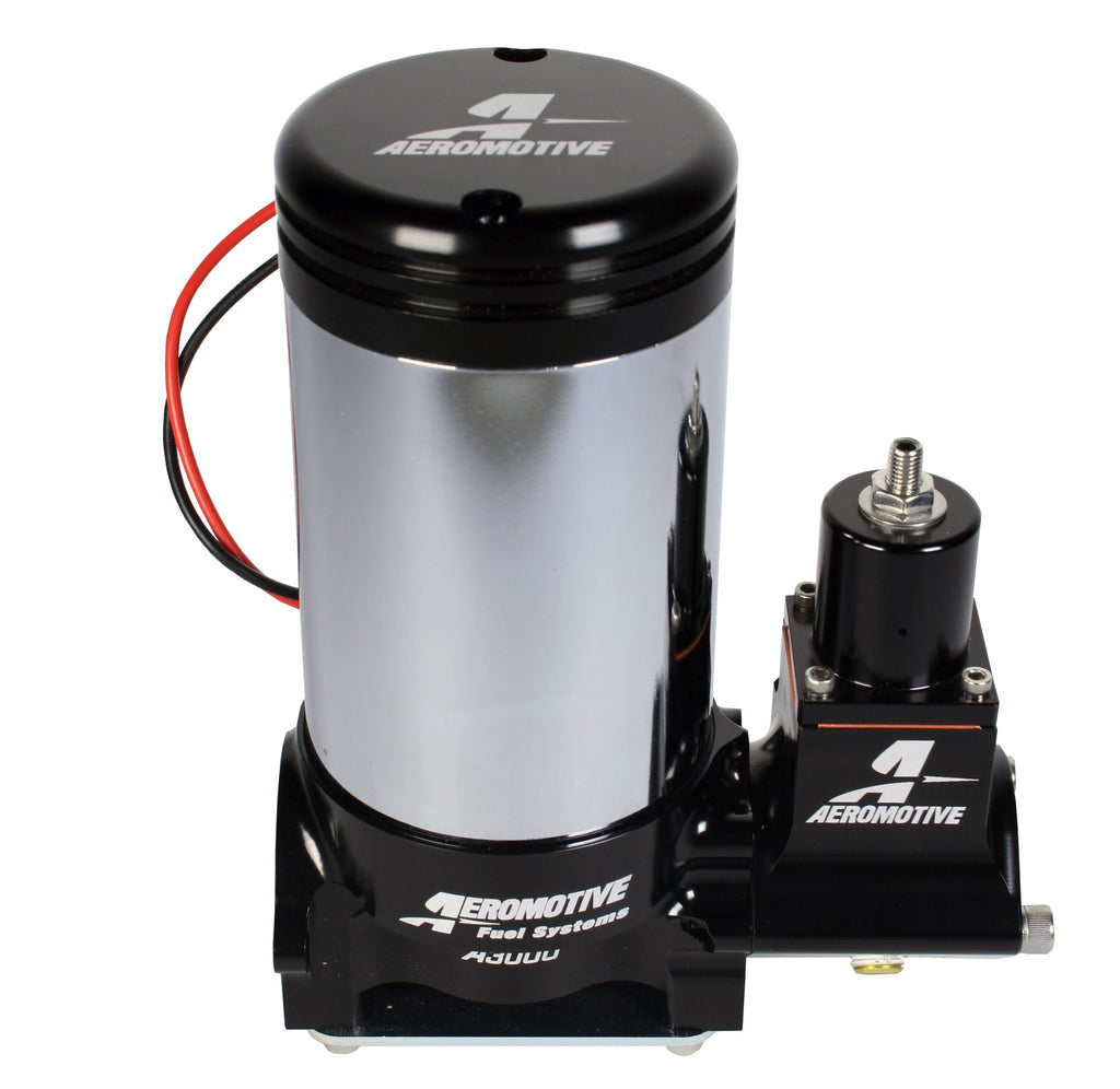 Aeromotive - A3000 Fuel Pump Regulator Assembly (excl. filter) (11222)