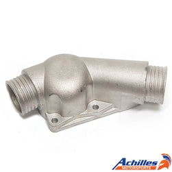 Achilles Motorsports - ALUMINUM THERMOSTAT HOUSING - BMW E36, Z3, E34 - M50, M52, S50, S52 ENGINES (11531722531-A)