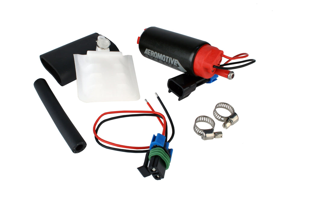 Aeromotive - 340 Fuel Pump, Offset Inlet (11542)