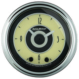 "AutoMeter - 2-1/16"" CLOCK, 12 HOUR, CRUISER AD (1184)"