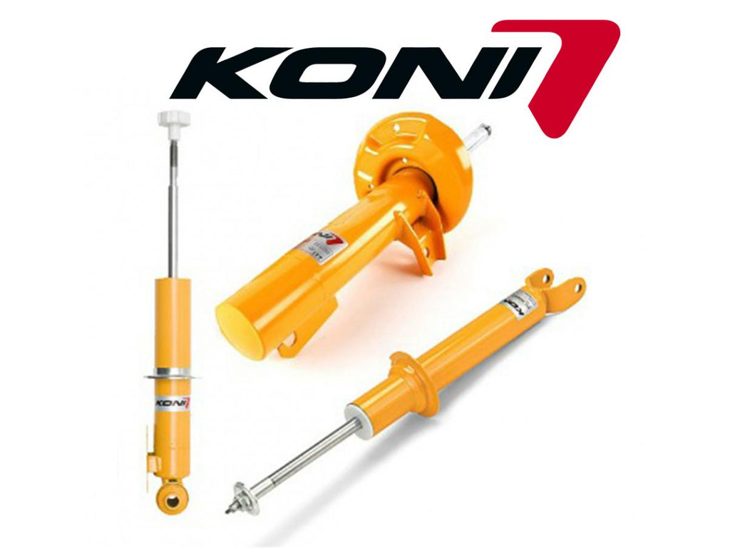 Koni - Yellow Sport Adjustable Shock Set - 300ZX (Z32) (SAD445)