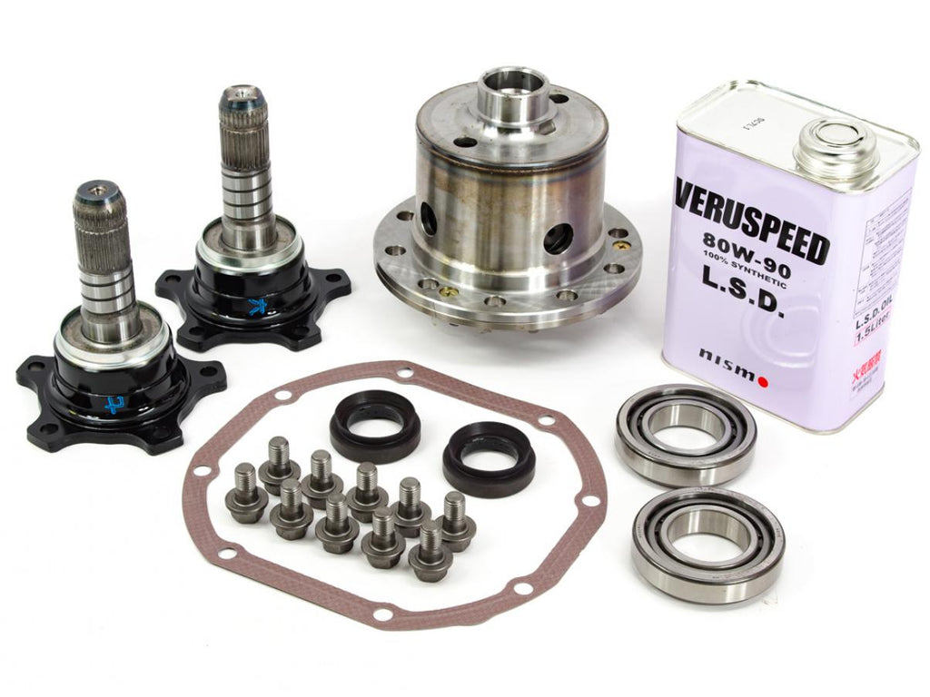 Nismo Competition Parts - Nismo 300ZX R200 NA GT LSD Differential - 1.5 Way (GLDS012)