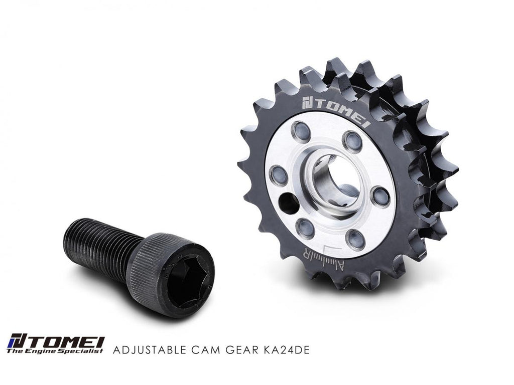 Tomei - KA24DE Adjustable Camshaft Gear (16674)