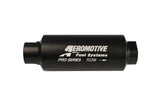 Aeromotive - Pro-Series 100 Micron, ORB-12 Fuel Filter (12302)