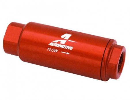Aeromotive - SS Series 100-Micron Fuel Filter (12316)