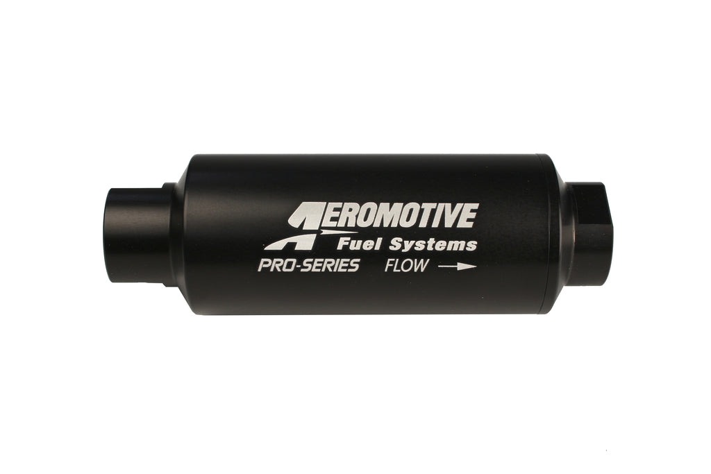Aeromotive - 40M Pro Series AN-12 Stainless Filter (12342)