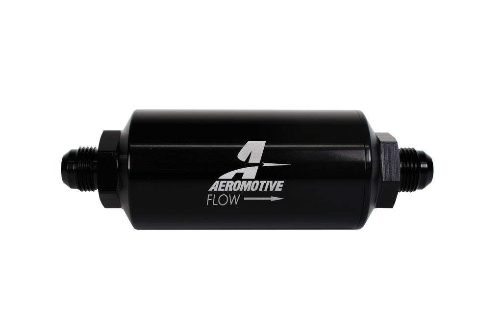 Aeromotive - Male AN-08, 100m Stainless Filter (12379)
