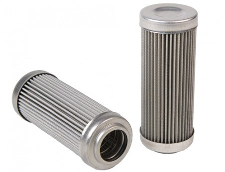 Aeromotive - 100-m Stainless Element: ORB-12 Filter Housings (12602)
