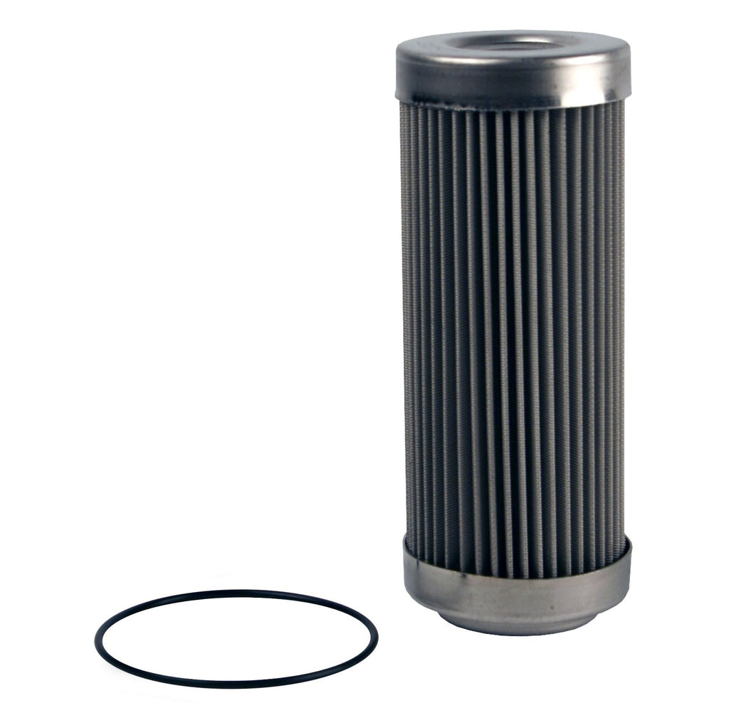 Aeromotive - 40-m Stainless Element: ORB-12 Filter Housings (12642)