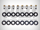 Fuel Injector Connection - RC AND ROCHESTER INJECTORS EARLY STYLE REBUILD KIT (FICRCKIT)