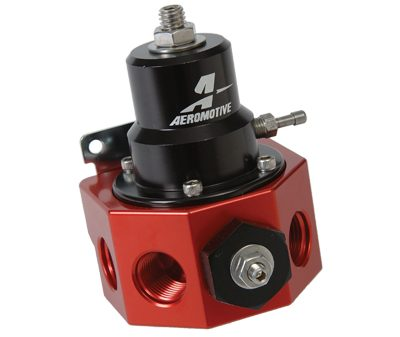Aeromotive - Double-Adjustable Bypass Regulator (13209)