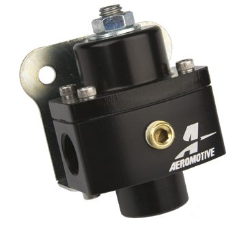 Aeromotive - Marine Carbureted Adjustable Regulator, ORB-06 (13211)