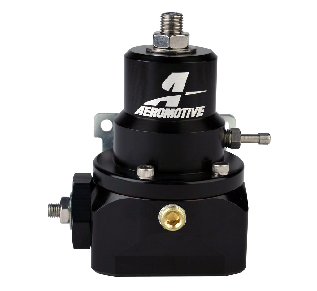 Aeromotive - Double-Adjustable Bypass, 2-Port Regulator (13214)