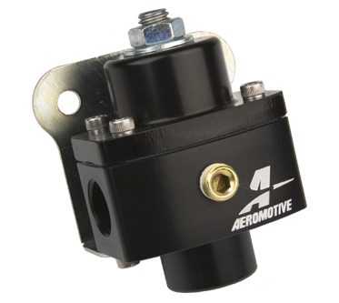 Aeromotive - Marine Carbureted Adjustable Regulator, 3/8′ NPT (13215)