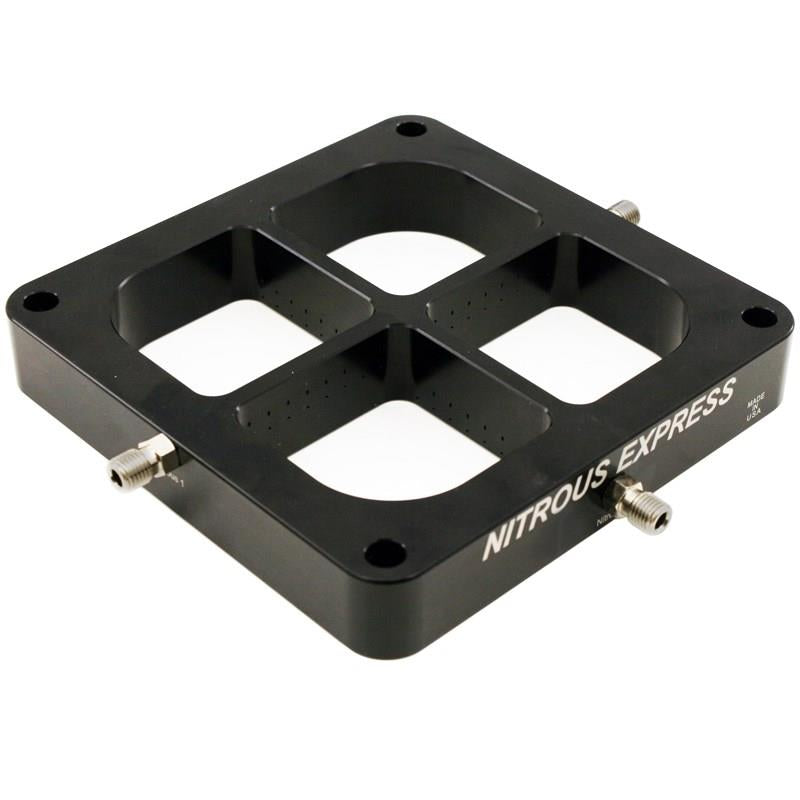 Nitrous Express - DOMINATOR CROSSBAR STAGE SIX PLATE ONLY 50-100-150-200-250-300 HP (NP608)