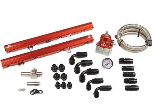 Aeromotive - 86-95 5.0L GT & Cobra Fuel Rail System (14102)