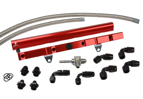 Aeromotive - 98-02 GM LS1 F-Body Fuel Rail System (14139)