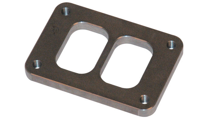 Vibrant Performance - T04 Turbo Inlet Flange (Divided Inlet) - 1/2
