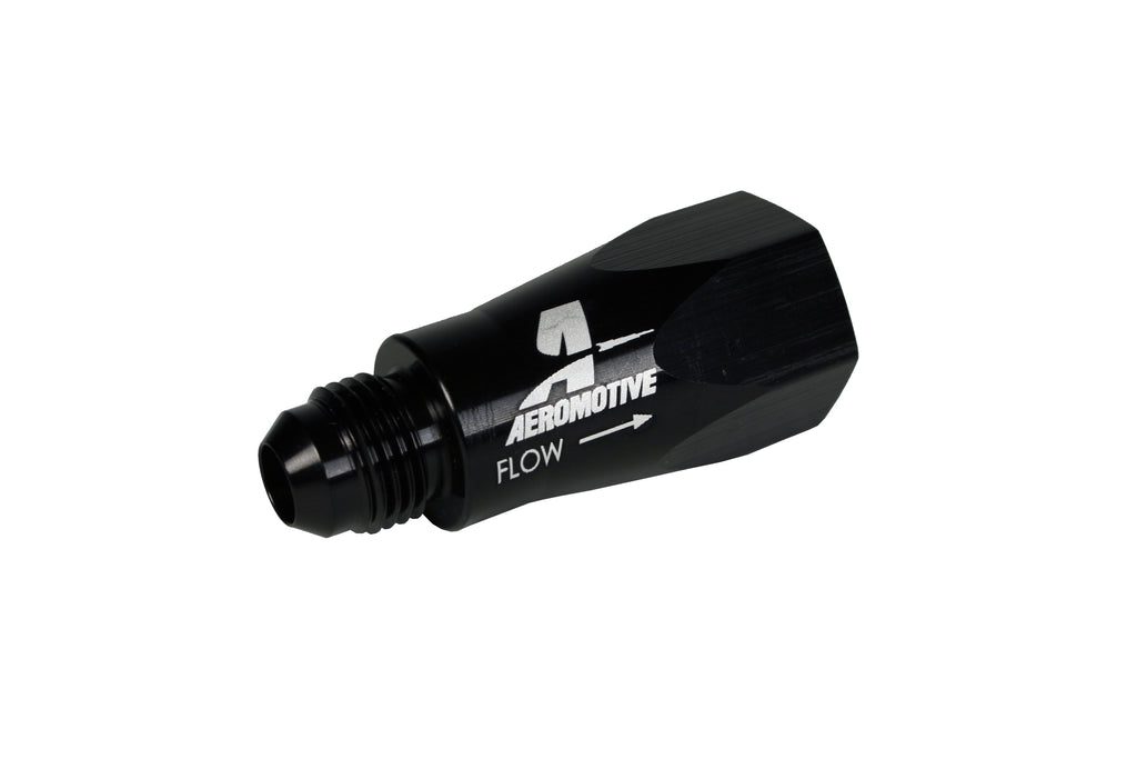 Aeromotive - One-Way AN-06 Check Valve (15106)