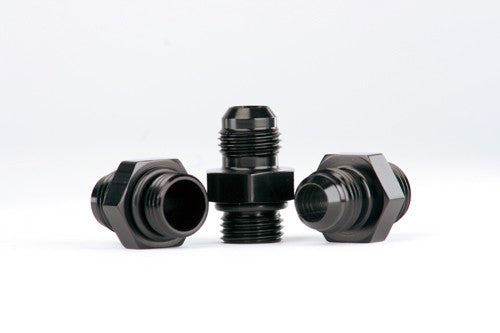 Aeromotive - Port Fitting Kit: (X3) ORB-06 to AN-06 (15108)