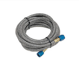 Nitrous Oxide System - NOS Stainless Steel Braided Nitrous Hose -6AN | -6AN (15470NOS)
